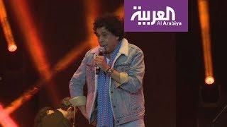 صباح العربية: رغم تقدم العمر..  محمد منير يذهل مسرح دبي