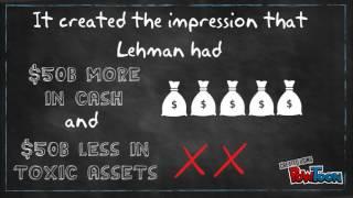 Lehman Brothers Scandal