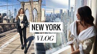 NEW YORK CITY VLOG! | Annie Jaffrey