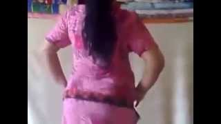 Desi Ass Shaking Dance