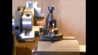 Lathe Cut Off Tool  (  Made from carbide tip saw blade )