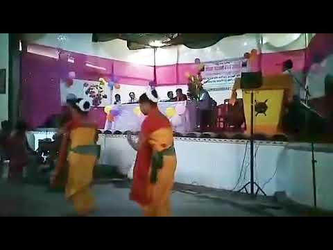 GLC COLLEGE  two students dance parfromance