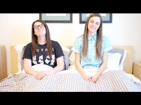 Top 10 Lesbian Moments in Film/TV - Pillow Talk