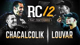 Rap Contenders 12 : Louvar vs Chacalcolik
