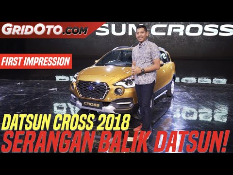 Xxx Mp4 Datsun Cross 2018 I First Impression I GridOto 3gp Sex
