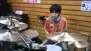 aiko / milk (Drum Cover)