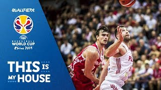 Poland v Croatia - Highlights - FIBA Basketball World Cup 2019 - European Qualifiers