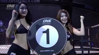 ONE Championship  ONE: IRON WILL