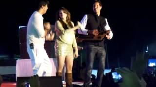 SPARSH 2013 Celebrity NIght with Salim-Suleman & Shraddha Pandit in SVNIT,Surat 2 [HD]-720p