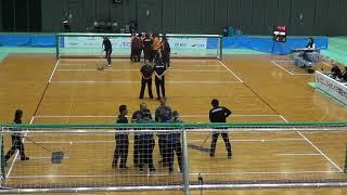 2019 Goalball Japan Para Championships Day 2 Brazil v Japan 2nd Half