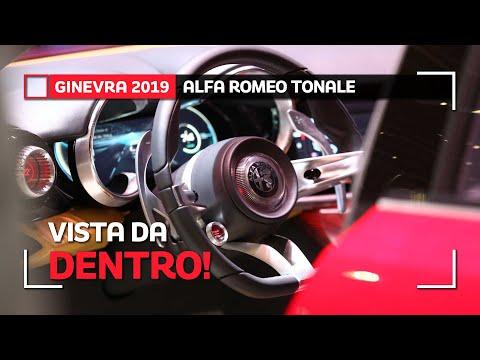 L'Alfa Romeo Tonale raccontata da CHI l'ha DISEGNATA