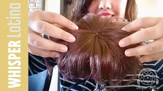 ASMR Head Massage with Hair Pulling and Scratching | No Talking