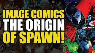 The Origin Of Spawn (Spawn Origins Vol 1)