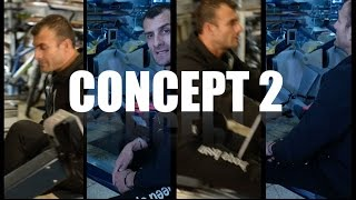 /NEED SPORT NUTRICIÓN/ Concept 2 Remo Indoor Tutorial