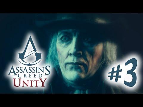 Assassin's Creed Unity - Parte 3: O Rei do Submundo! [ Playstation 4 - Playthrough PT-BR ]