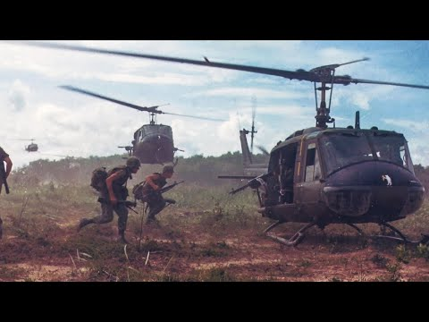 Vietnam War - Music Video - Break on Through