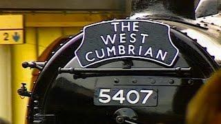 Steamtown - Carnforth MPD Steam Trains & Railway