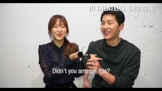 [PHANTOM DETECTIVE] Shout Out from Song Joong Ki and Park Bo Young!