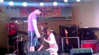 Maui Taylor sa Fiesta ng Perez, Quezon