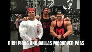 Saying Goodbye to Rich Piana and Dallas McCarver