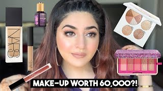 GRWM | Nude Glam Using Only HIGH-END MAKE-UP | GLOSSIPS