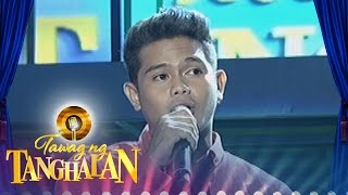 Tawag ng Tanghalan: Lorenz Cañete | The Way You Look Tonight