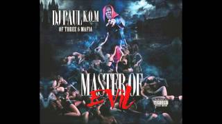 DJ Paul : Master Of Evil (Full Album)