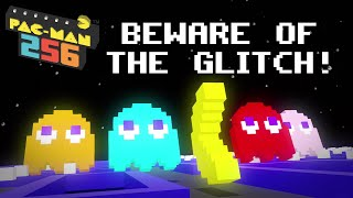 PAC-MAN 256 - Mobile/Tablet - Beware of the Glitch! (Announcement Trailer)