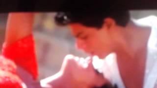 صوت ثامر في اغنية فلم كبي خوش كبي غام