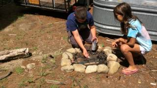 7 ways to make fire with household items