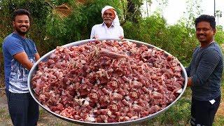 Traditional Mutton Sukka Recipe By  Our Grandpa   Special Lamb Meat Masala Fry   Grandpa Kitchen