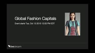 Global Fashion Capitals