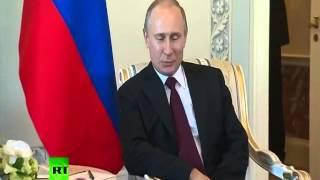 PRESIDENTI RUS SHFAQET PLOT HUMOR PARA MEDIAVE,PERGENJESHTRON LAJMET PER SEMUNDJE LAJM
