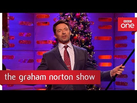 Hugh Jackman shows why he's the greatest showman - The Graham Norton Show: 2017 - BBC One mp3