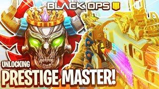 10TH PRESTIGE #1 RANKED Black Ops 4 Player! WORLD