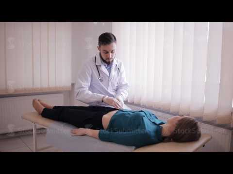 Xxx Mp4 Male Doctor Makes Palpation Of The Abdomen Of The Patient The Girl Lies On A Couch In The Doctor S 3gp Sex