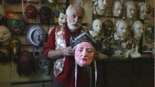 "La maschera di Colombo in ""Eyes Wide Shut"" - Maskedart.com - ITA"