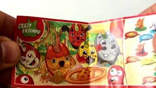 Kinder Joy Surprise Eggs