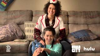 Yas, Kween! Broad City's on Hulu • Hulu