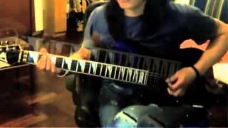 Slam dunk - Sekai Ga Owaru Made wa - WANDS (Guitar cover) - Richard Philip