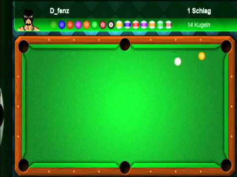 Playforia Contest Video Billard Trickshot`s by D fenz