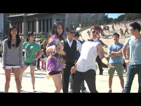 Gangnam Style Parody Oppa Chicago Style