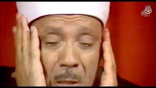 خشوع وبكاء الشيخ عبدالباسط عبدالصمد في شيكاغو .. تلاوة رهيبة لسورة الإنفطار | جودة عالية HD