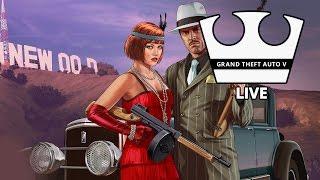 Jirka a GEJMR Hraje - GTA V - Valentýn [PC] [LIVE]