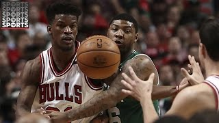 Jimmy Butler Has A Beef With the Celtics | Cavs Sweep Pacers, George to LA?