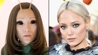 Why Mantis From Guardians Of The Galaxy Vol. 2 Looks So Familiar