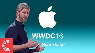 Never Before Seen Apps Presented at Apple's 2016 WWDC