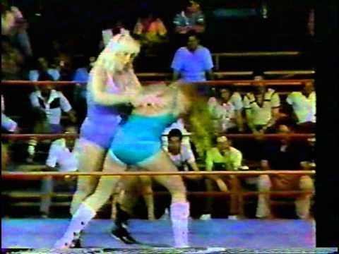 WWC Velvet McIntyre vs. Joyce Grable 1982