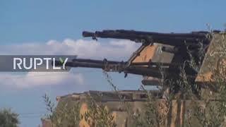 WW3 BREAKING NEWS: SYRIA WAR 2017-SAA SAPPERS BLOW UP IS HEADQUARTER IN DEIREZ-ZOR LIVE TODAY