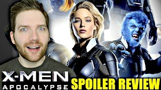 X-Men: Apocalypse - Spoiler Review